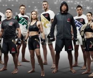 Reebok présente ses kits pour l'UFC
