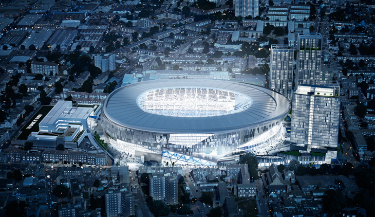 tottenham new stadium NFL games london