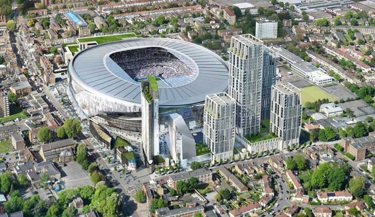 tottenham new stadium NFL