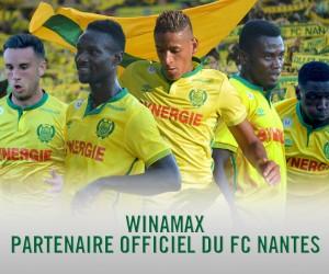 Winamax nouveau sponsor du FC Nantes et de l'OGC Nice