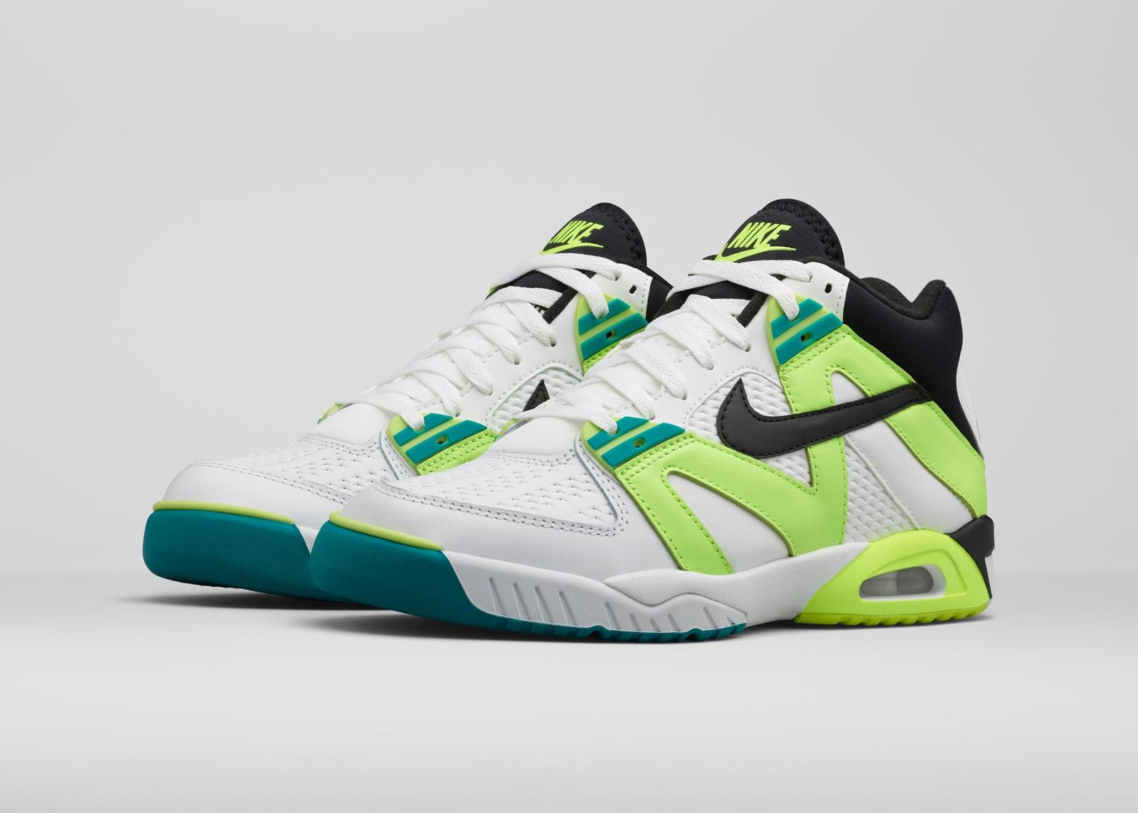 ANDRE AGASSI NIKE AIR TECH CHALLENGE III 2015