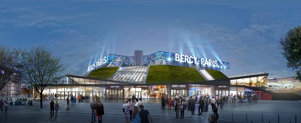 Accor Hôtels Arena POPB Bercy Paris