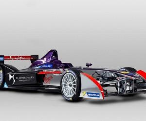 DS Virgin Racing dévoile sa nouvelle monoplace pour la seconde saison de Formula E