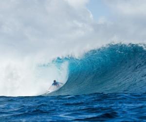 Surf – Un chèque de 100 000$ pour Jérémy Florès grâce à sa victoire au Billabong Pro Tahiti