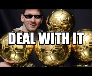 «Unfollow» – La nouvelle publicité adidas vous invite à faire mieux que Lionel Messi