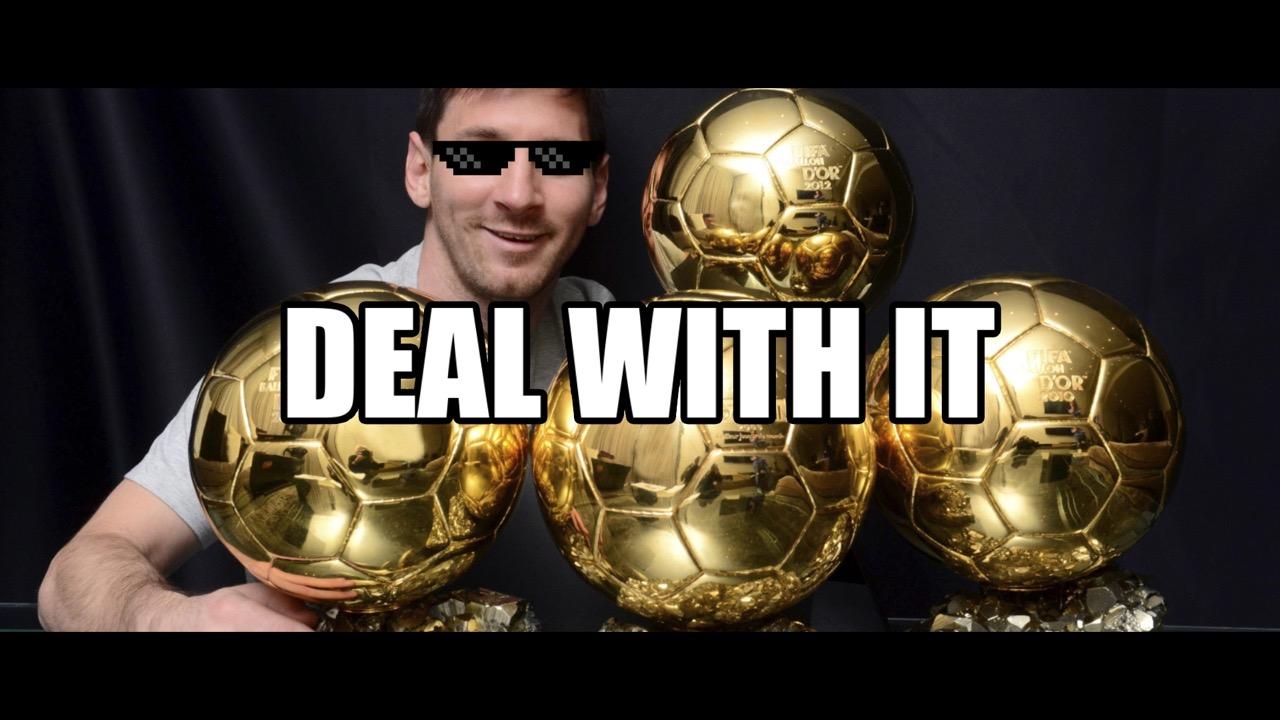 adidas Messi unfollow
