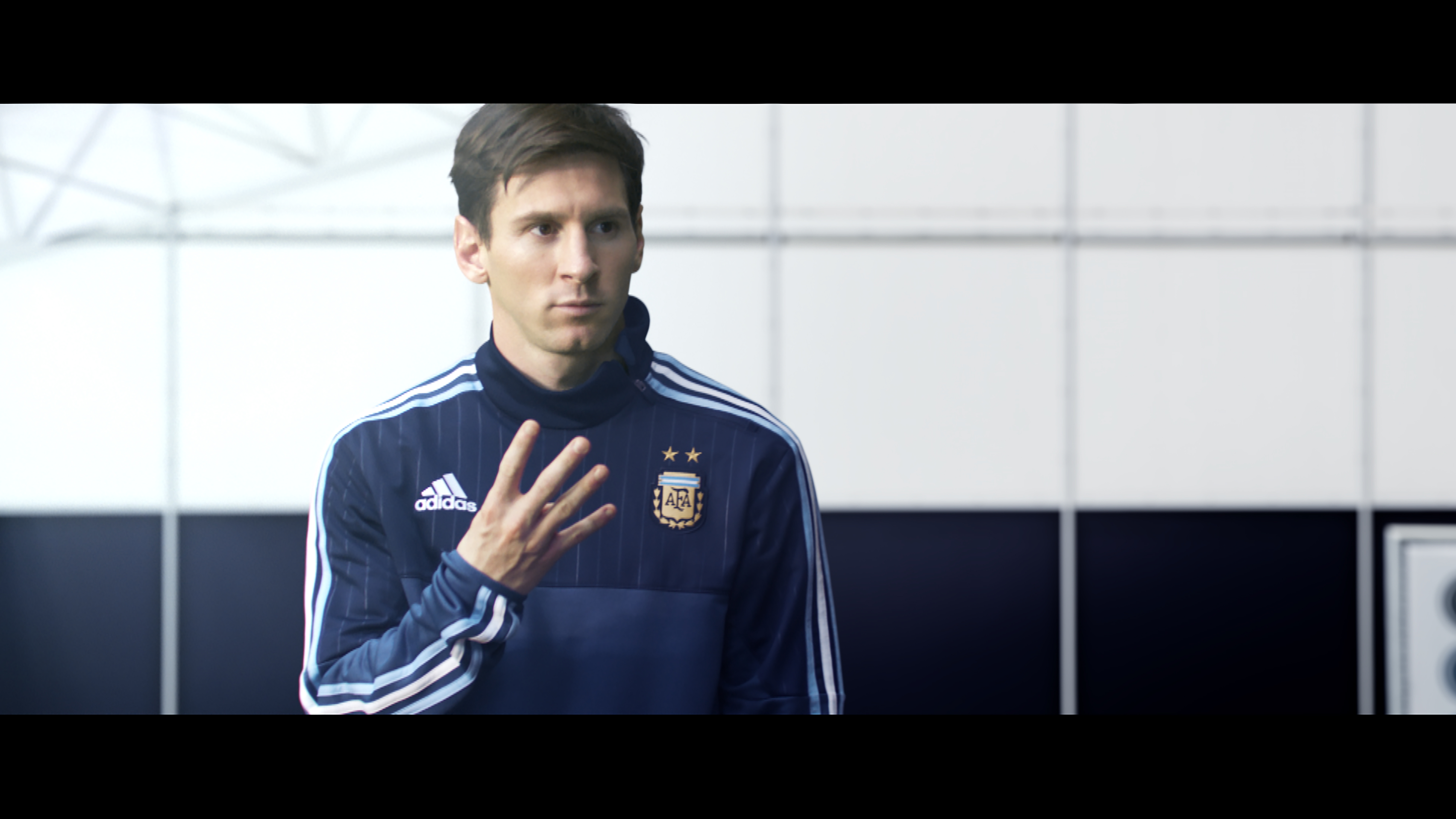 adidas create your own game Lionel Messi 2015