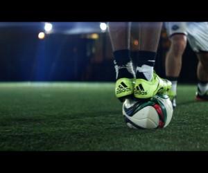 adidas met le football à l'honneur dans son nouveau spot pub «Create Your Own Game»