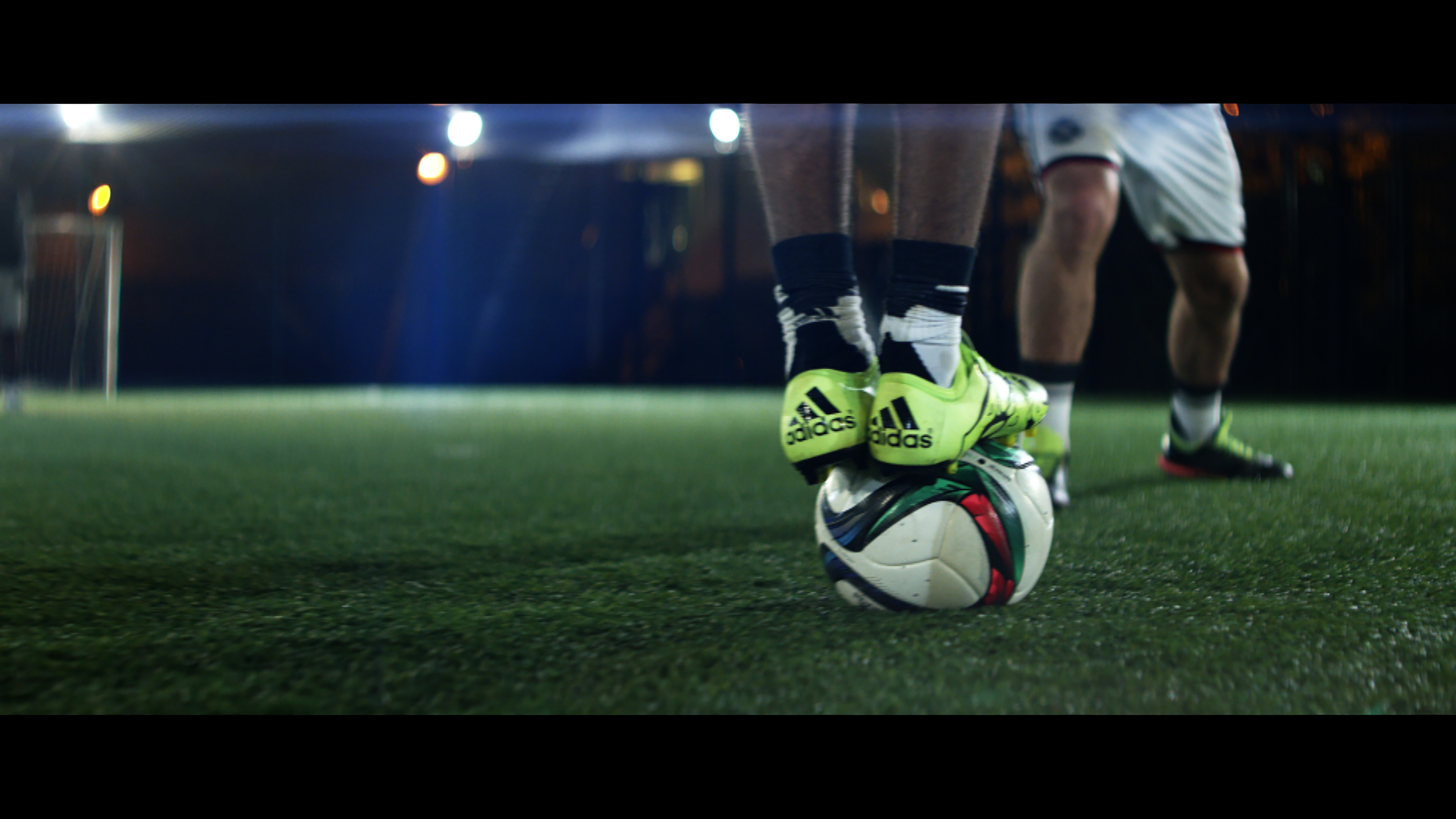 adidas create your own game commercial 2015