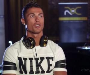 Cristiano Ronaldo lance sa marque de casques audio «ROC LIVE LIFE LOUD» en partenariat avec Monster