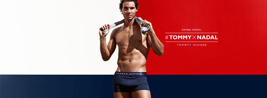tommy hilfiger underwear Rafa Nadal 2015 new York