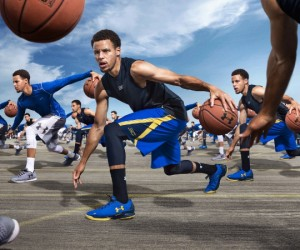 "Under Armour lance sa nouvelle campagne de marque ""Rule Yourself"""