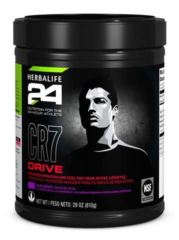 CR7 Drive herbalife24 cristiano ronaldo