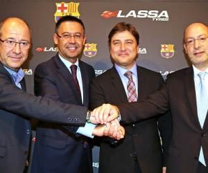Le FC Barcelone succombe aux sirènes du Naming