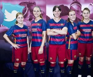 Le FC Barcelone lance les comptes Twitter et Facebook pour sa section féminine