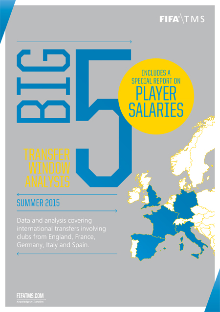 FIFA TMS transfer window 2015
