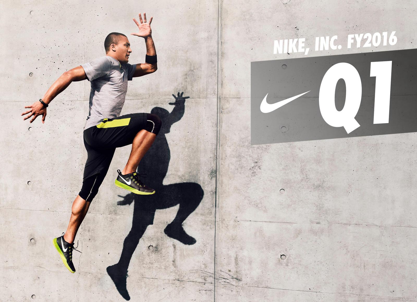Nike revenu 2016