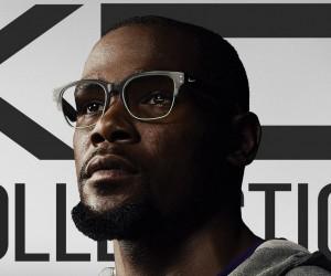 Nike lance une nouvelle collection de lunettes de vue signée Kevin Durant