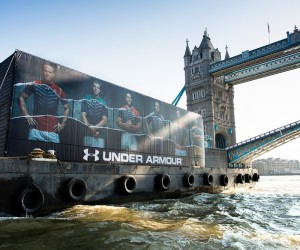 Under Armour investit Londres à l'occasion de la Coupe du Monde de Rugby 2015