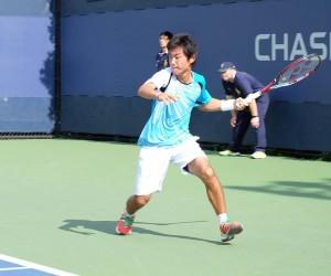 Lagardère Sports signe la future pépite du tennis japonais Yoshihito Nishioka