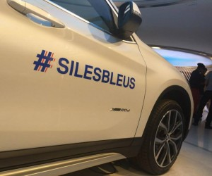 #SILESBLEUS, le dispositif engageant de BMW aux côtés du XV de France pour la Coupe du Monde de Rugby