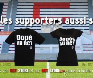Le RC Toulon lance un T-Shirt «Dopé au RCT»