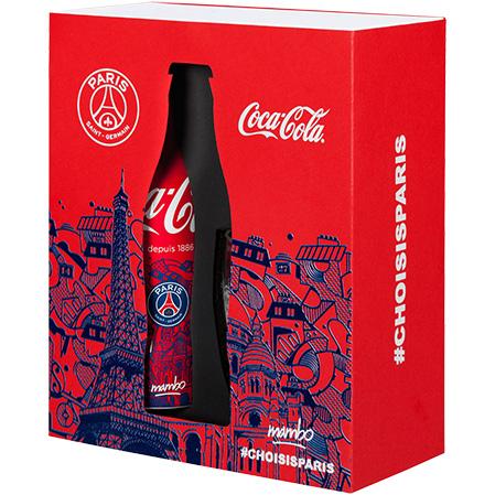COFFRET PSG X COCA-COLA - MAMBO