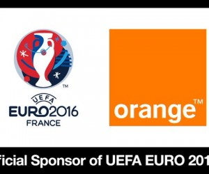 Orange Sponsor Officiel de l'UEFA EURO 2016