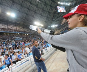 OM – Les «Winagirls» débarquent au Stade Vélodrome