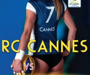 Volley – Le RC Cannes joue la carte du Glamour pour sa rentrée
