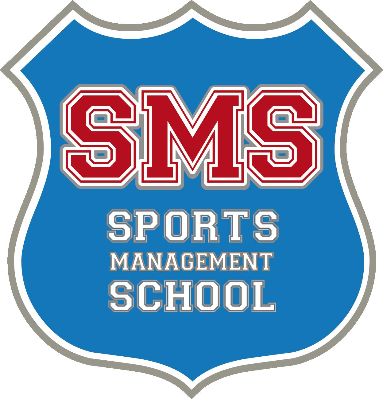 SMS logo sports management school
