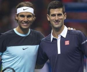 TENNIS – Djokovic et Nadal vont se partager 3,6M€ après leur match exhibition à Bangkok