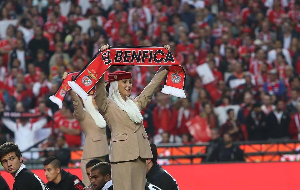 benfica lisbonne emirates consignes sécurité