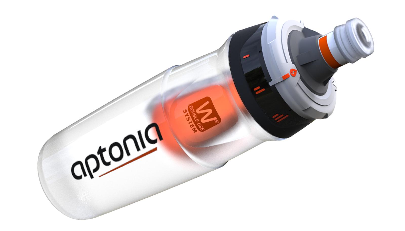 bidon Double Use System aptonia innovation awards 2015 decathlon