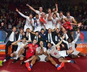 Volley – Les Champions d'Europe ne connaissent pas encore le montant de leurs primes