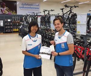 Les premiers magasins Decathlon ouvrent en Thaïlande