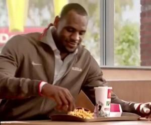 Lebron James quitte McDonald's pour un business bien plus juteux