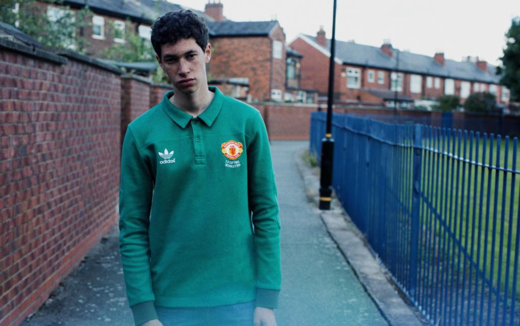 adidas lance une collection Manchester United retro