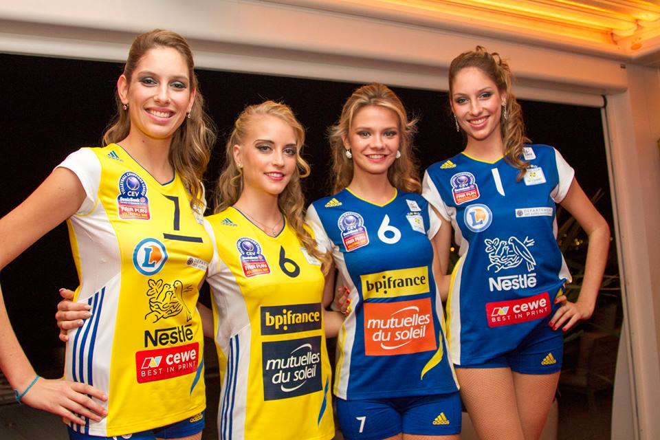 miss grasse 2015 rc cannes volley