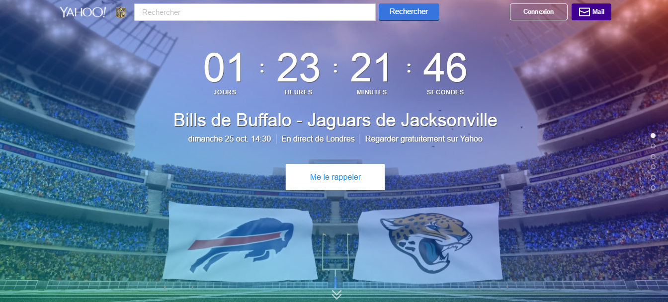 nfl yahoo live streaming london 2015