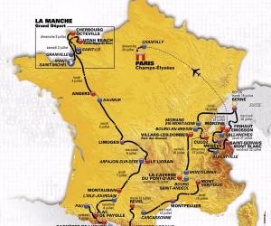 Parcours, prize money… Le Tour de France 2016 se dévoile !