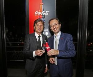 Le PSG et Coca-Cola dévoilent deux bouteilles collector édition limitée vendues au prix de 169€