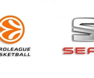 SEAT nouveau Partenaire Officiel de l'Euroleague Basketball
