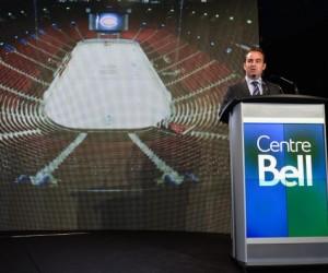 100M$ de travaux sur 3 ans pour maintenir la qualité de la «Fan Experience» du Centre Bell