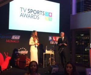 Eurosport remporte 3 prix pour la première édition des TV Sports Awards au SPORTEL de Monaco