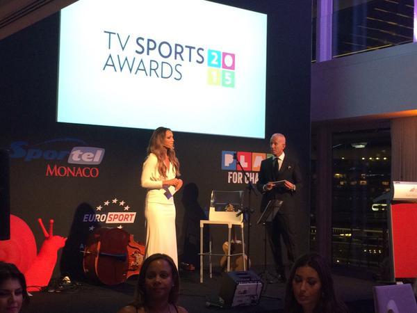 eurosport remporte 3 prix pour la premi re dition des tv sports awards au sportel de monaco. Black Bedroom Furniture Sets. Home Design Ideas