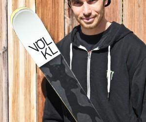 Kevin Rolland signe avec les ski Völkl pour 3 ans