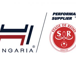 Hungaria nouvel équipementier du Stade de Reims (officiel)