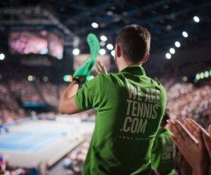 """[Inside] On a testé la """"We Are Tennis Fan Academy"""" lors du BNP Paribas Masters 2015 !"""