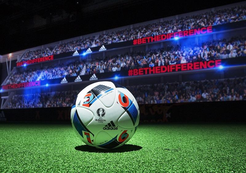 Beau Jeu ballon adidas officiel euro 2016
